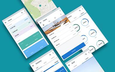 Web设计师们不可错过的5套Material设计资源!